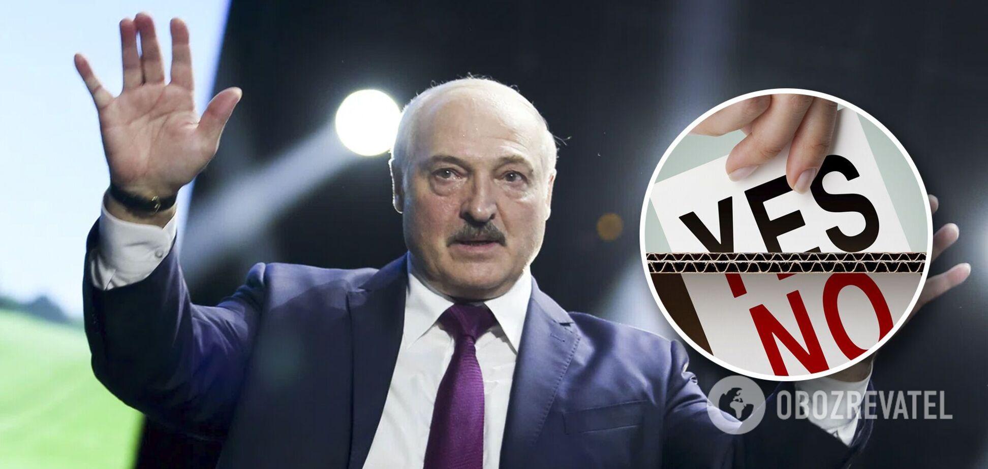 У Білорусі створили нову модель соцопитувань: Лукашенка підтримали всього 13% населення
