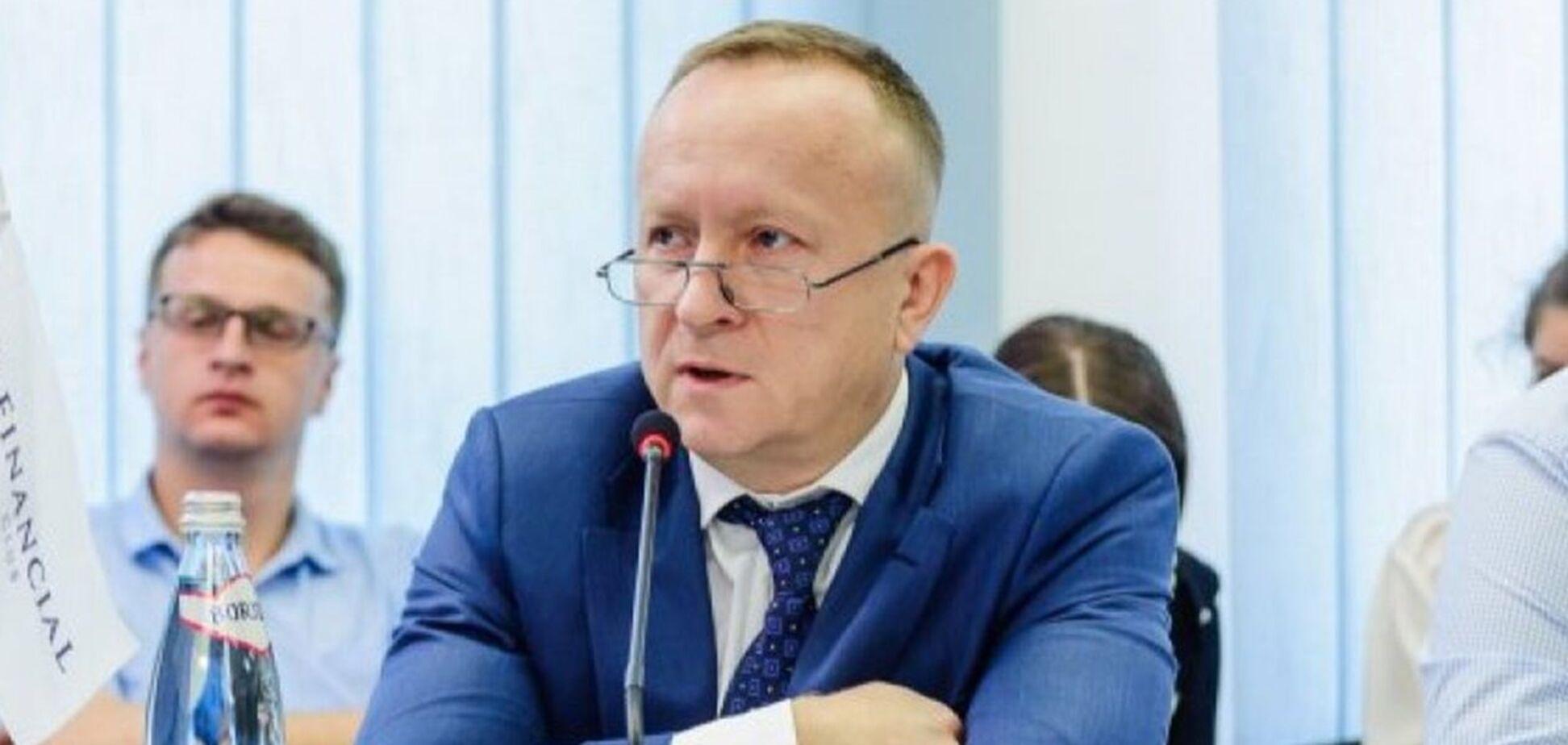 Новым главой Ощадбанка назначен экс-руководитель дочки Сбербанка России
