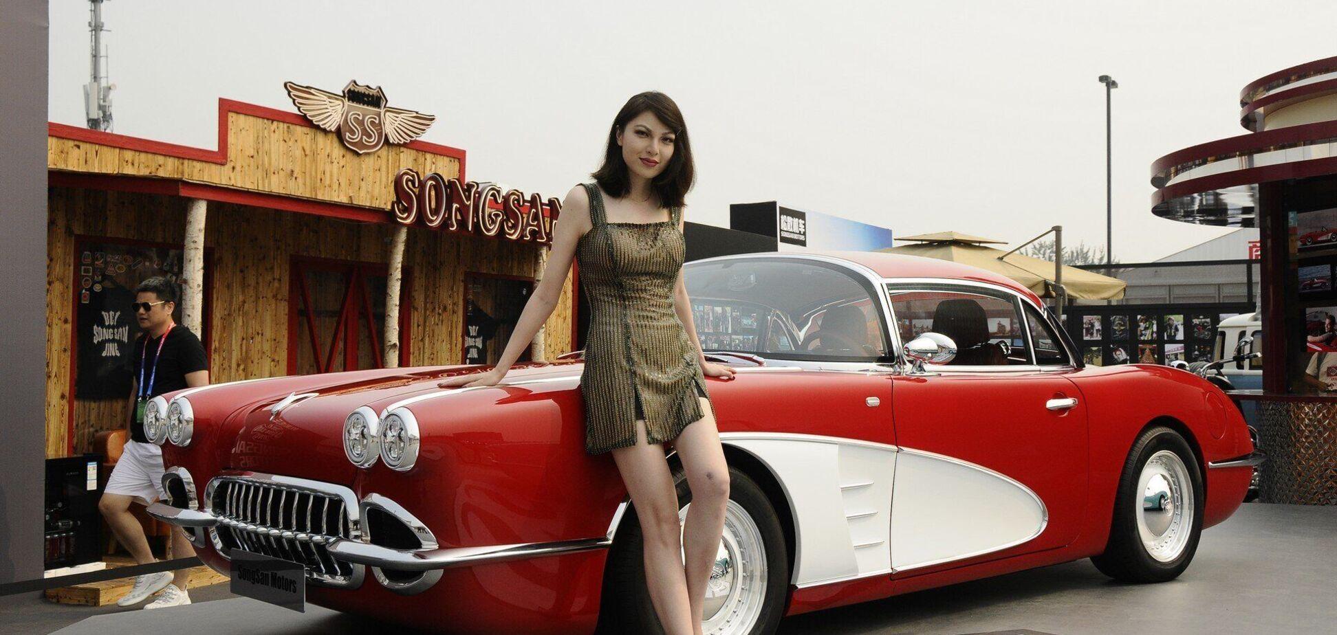 Китайцы клонировали Chevrolet 1950-х годов: GM не увидел в этом проблемы