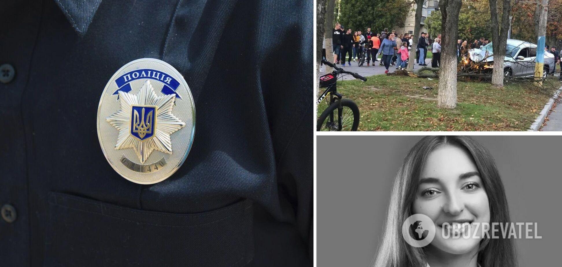 П'яна ДТП в Броварах: у поліцейського виявилася мати-чиновниця і дружина-коп. Ексклюзив