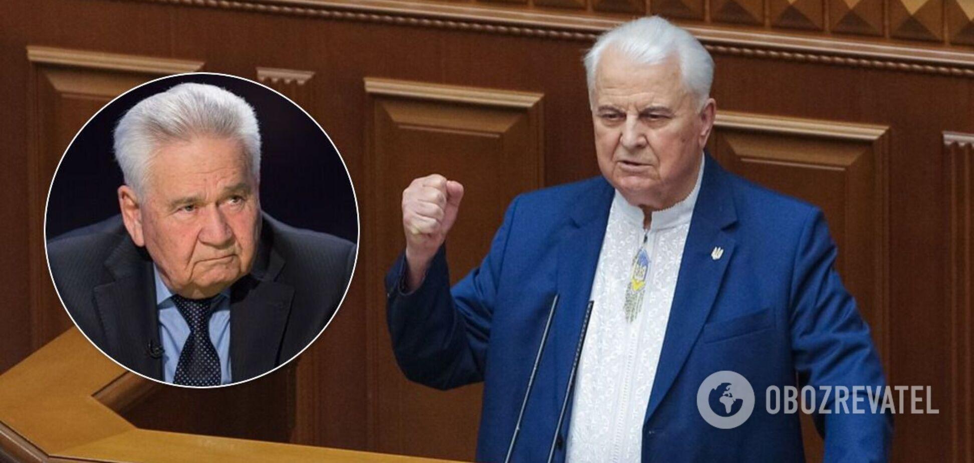 Кравчук назвав якості кандидата на місце Фокіна
