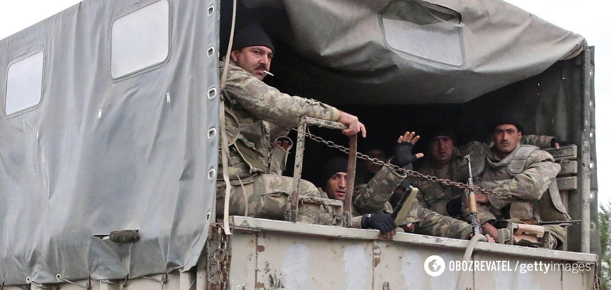 Військовий конфлікт у Нагірному Карабаху