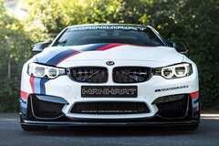 Тюнинг-ателье Manhart построило 'незаконный' BMW