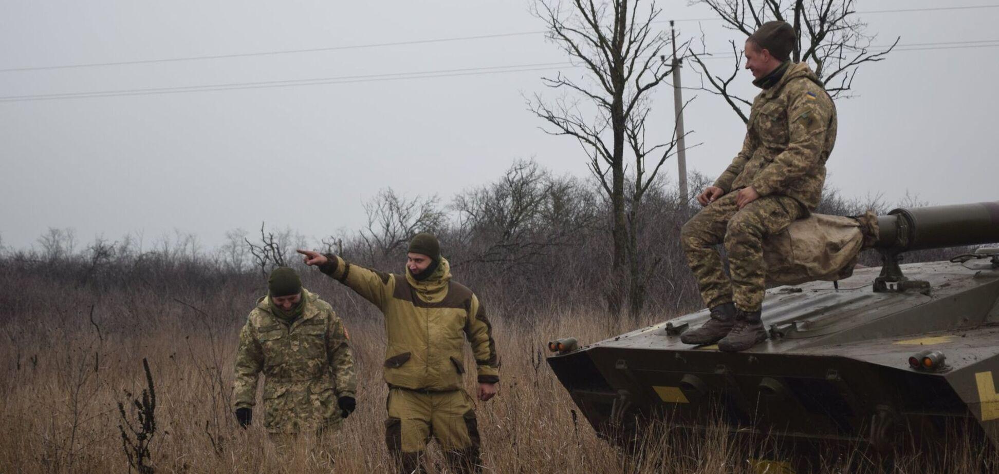ВСУ показали последствия поджогов террористами на Донбассе