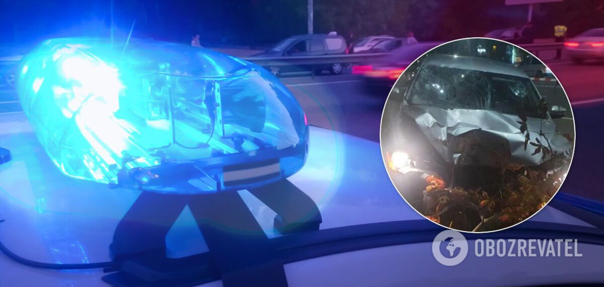 Смертельное ДТП в Броварах: стали известны новые подробности о полицейском