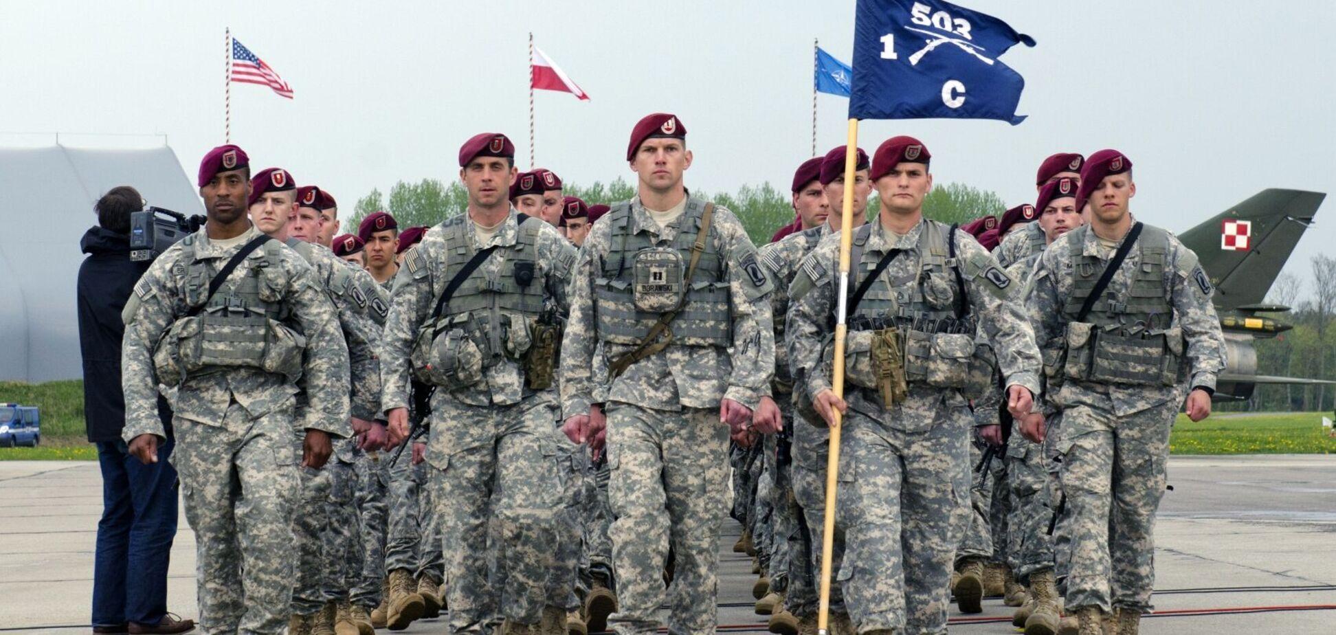 Польша закрепила американское военное присутствие