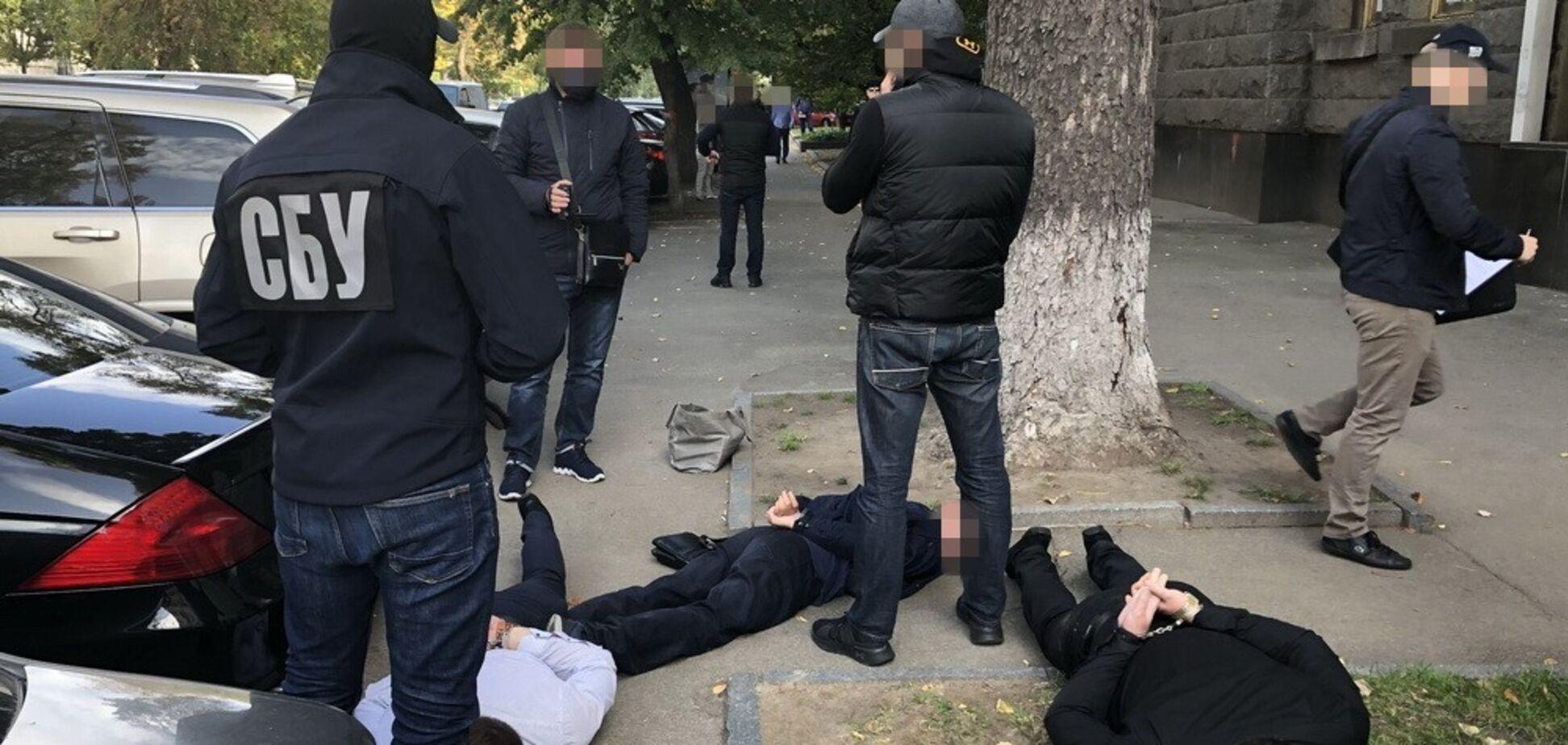 СБУ задержала мошенников, которые торговали должностями
