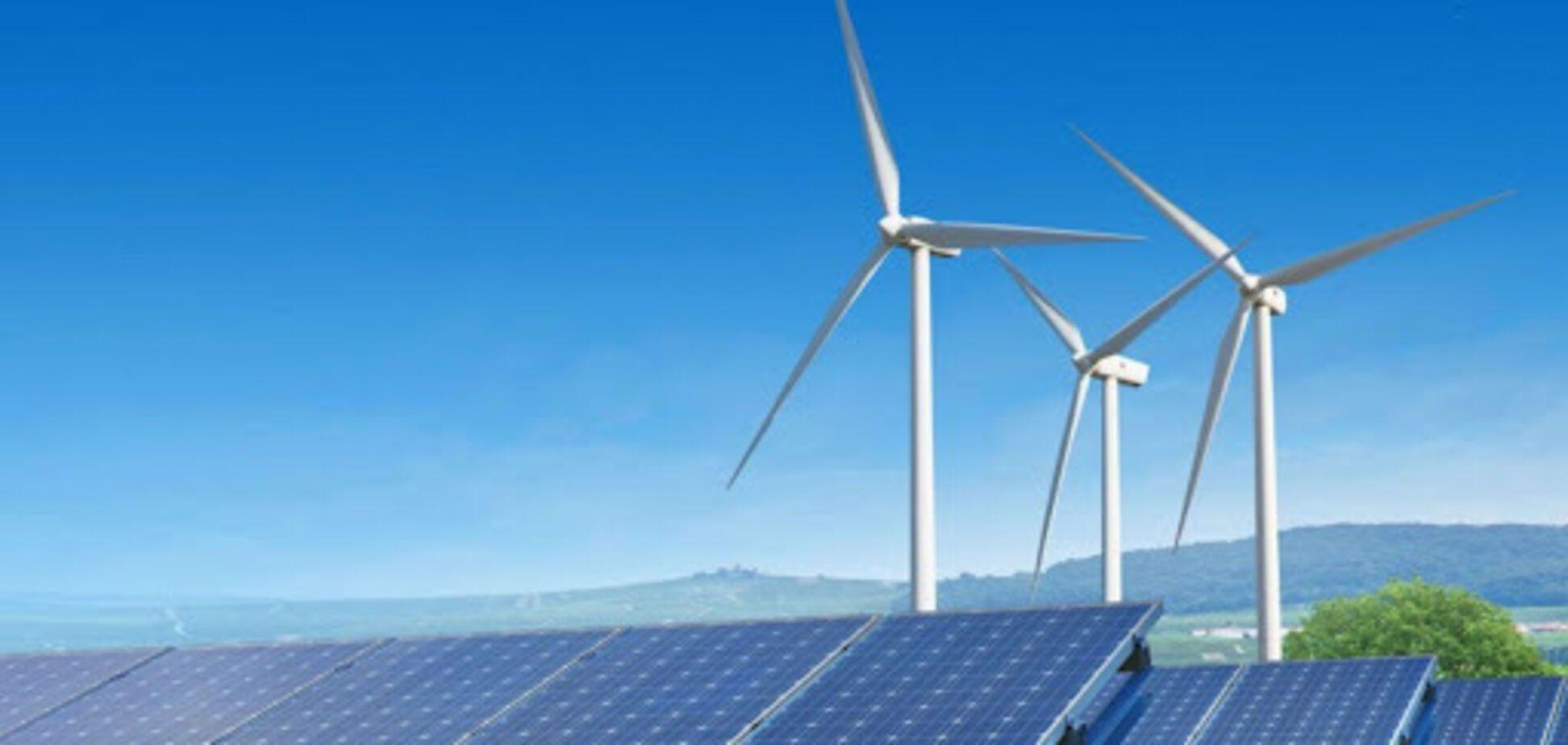 Політичні перепони не повинні заважати розвитку 'зеленої' енергетики в Україні – інвестори