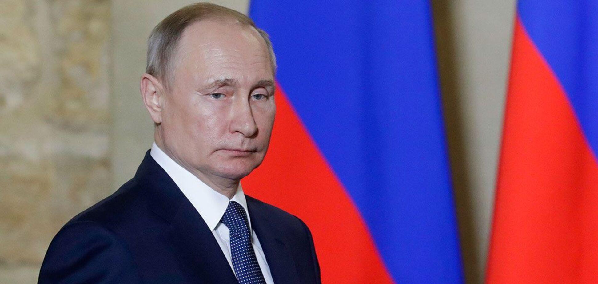 Путин заявил, что Россия готова снять санкции против Украины