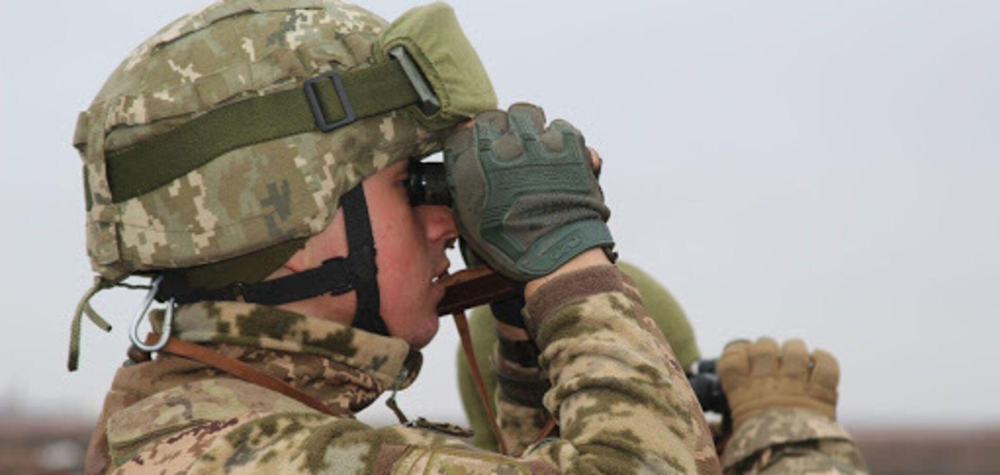 На Донбасі помітили міномети терористів біля лінії розмежування