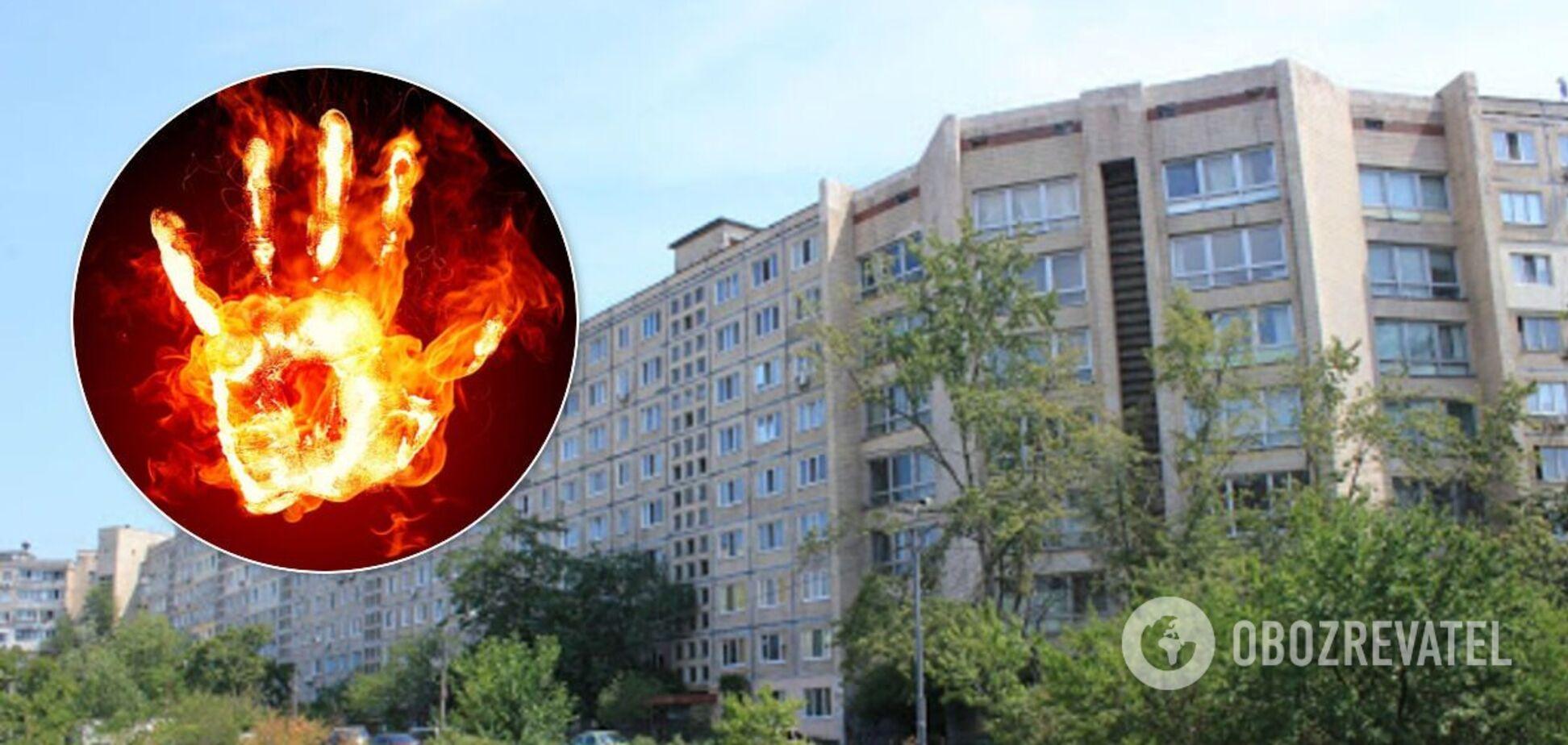 Появились подробности сожжения ребенка в Киеве: отец планировал убийство и гордился