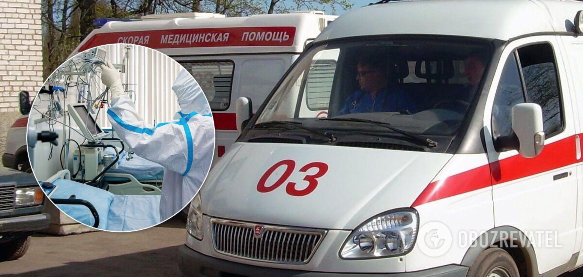 Врач – о коллапсе с COVID-19 в Одесской области: кислорода хватит на несколько часов