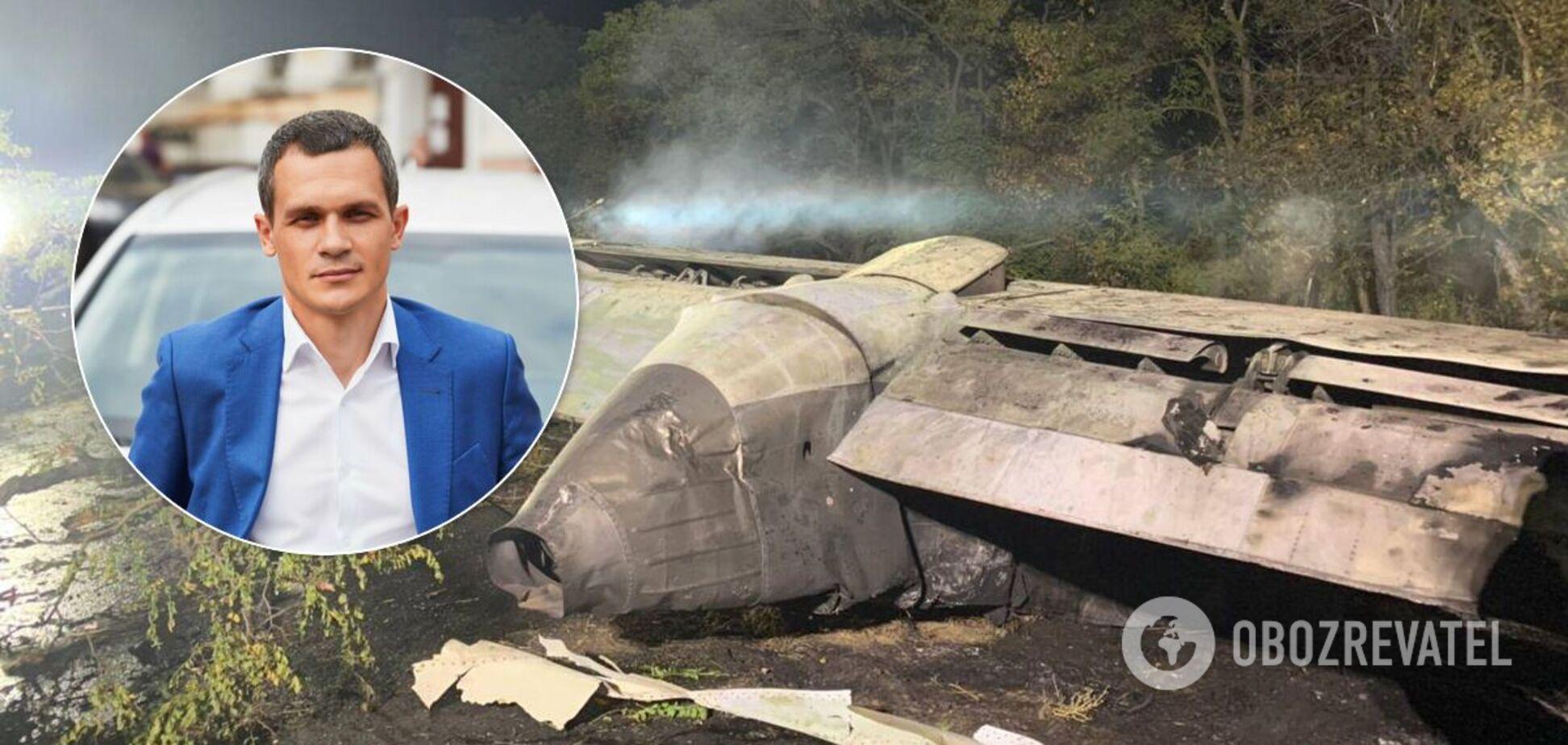 Катастрофа Ан-26 під Чугуєвом