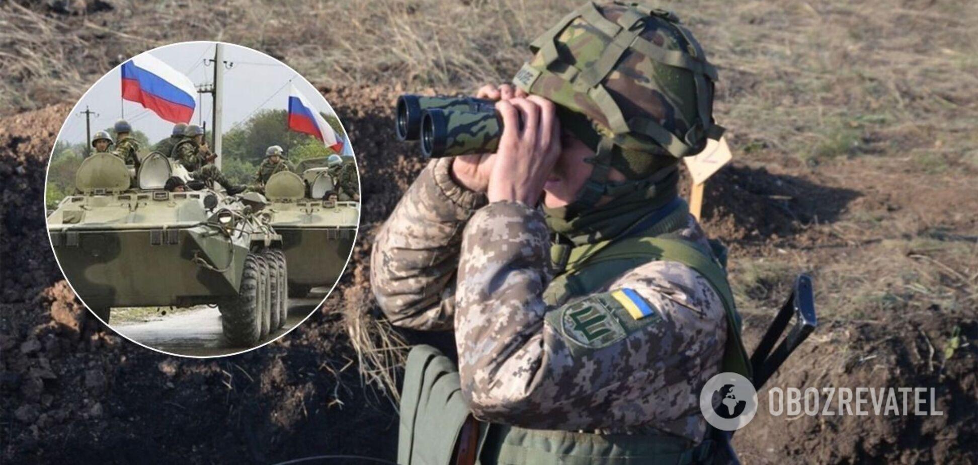 Россия привела войска на Донбассе в полную боевую готовность