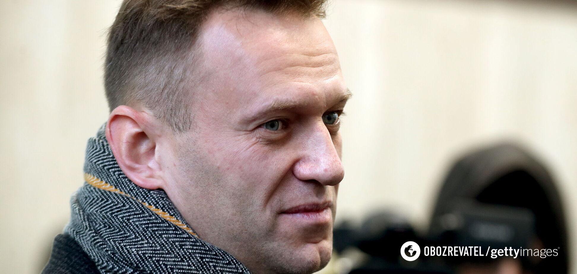 ОЗХЗ підтвердила отруєння Навального 'Новачком': росіянин розповів, як вижив
