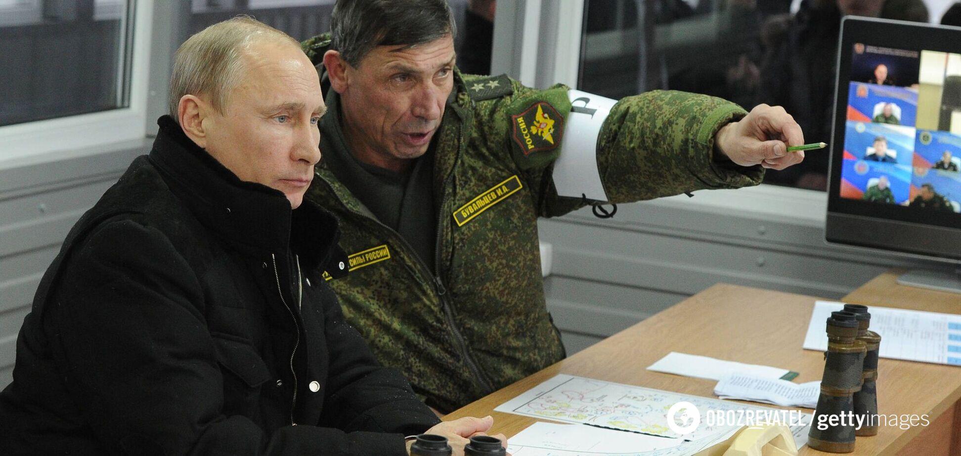 Гай озвучил план России по Донбассу