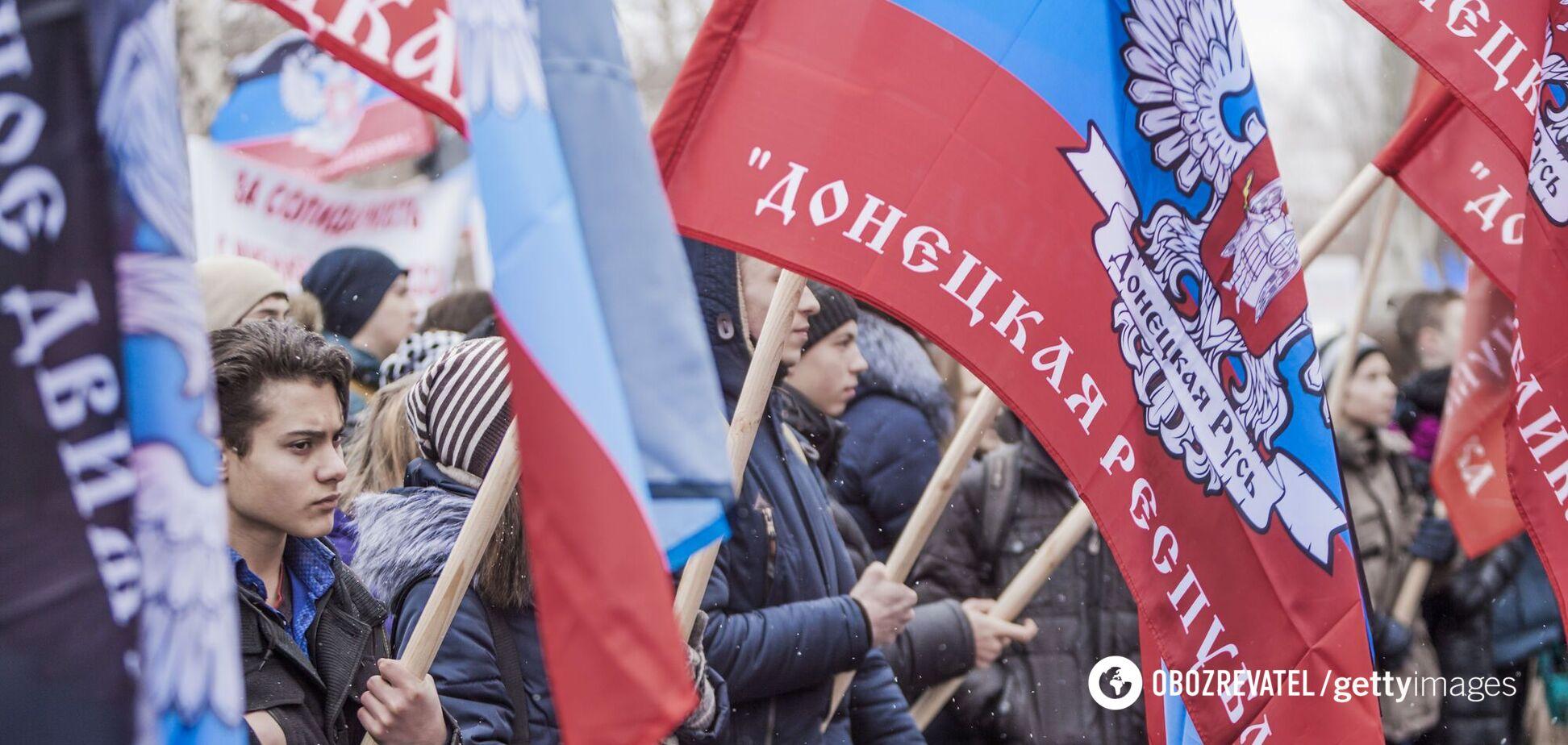 Донбас повернули в 90-ті, – у 'ДНР' поскаржилися на обвал економіки