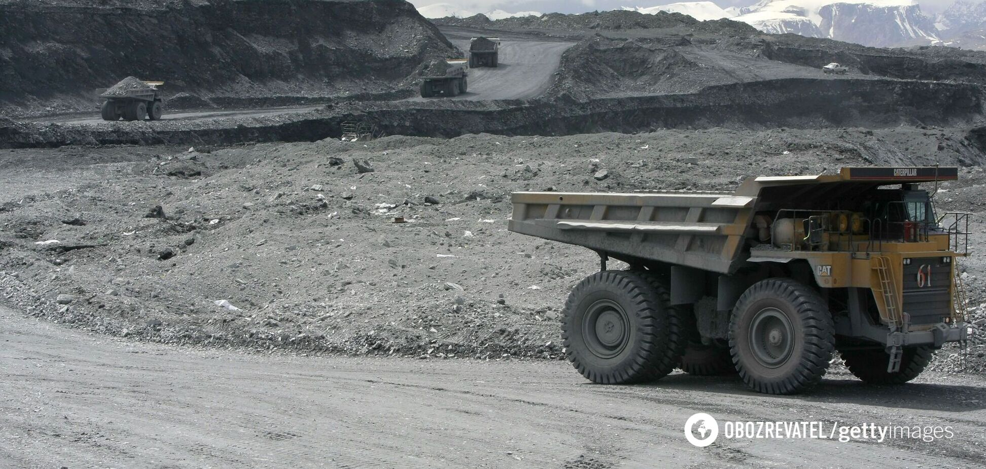 У Киргизстані невідомі захопили родовища золота, міді та вугілля