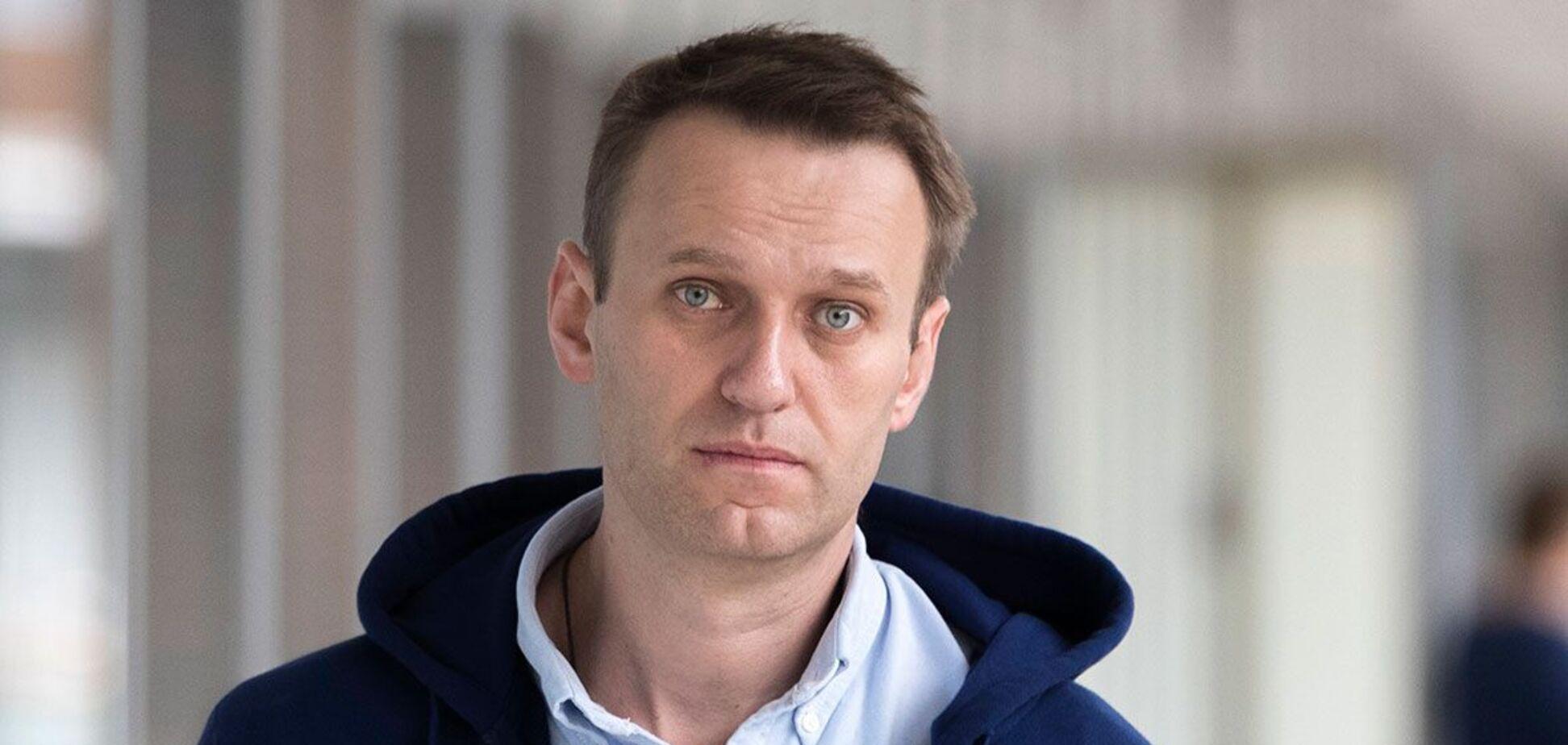 Олексій Навальний звинуватив Володимира Путіна в отруєнні