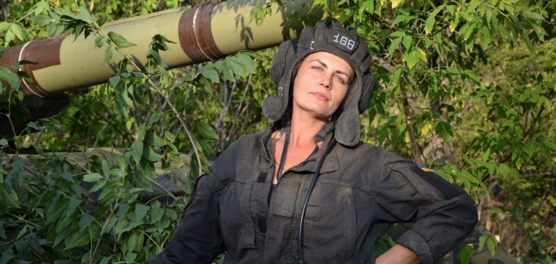 Танкистка ВСУ мечтает об освобождении родного Луганска
