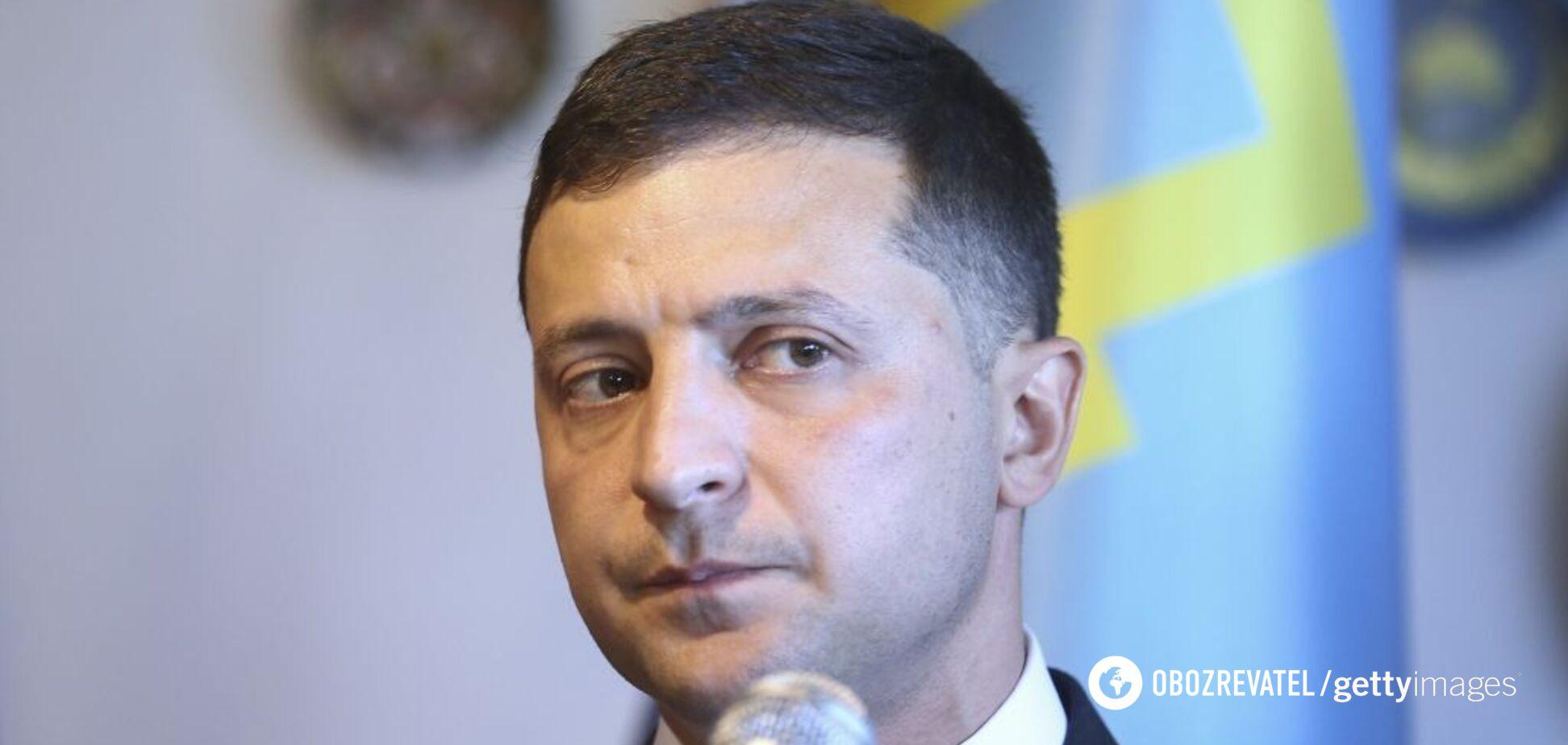 Владимир Зеленский рассказал о перспективах особого статуса Донбасса
