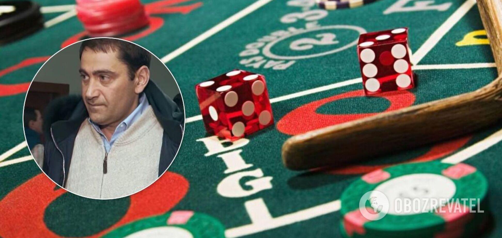 Баума хотят сделать главой Комиссии по азартным играм в Украине