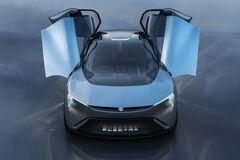 Buick презентовал футуристический электрокроссовер