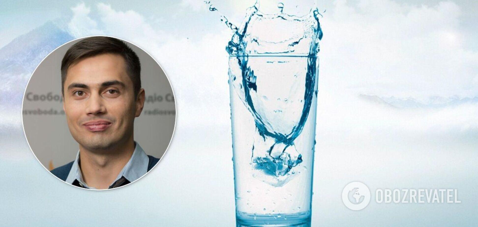 'Экоальтернатива' рассказала, как обеспечить киевлян питьевой водой