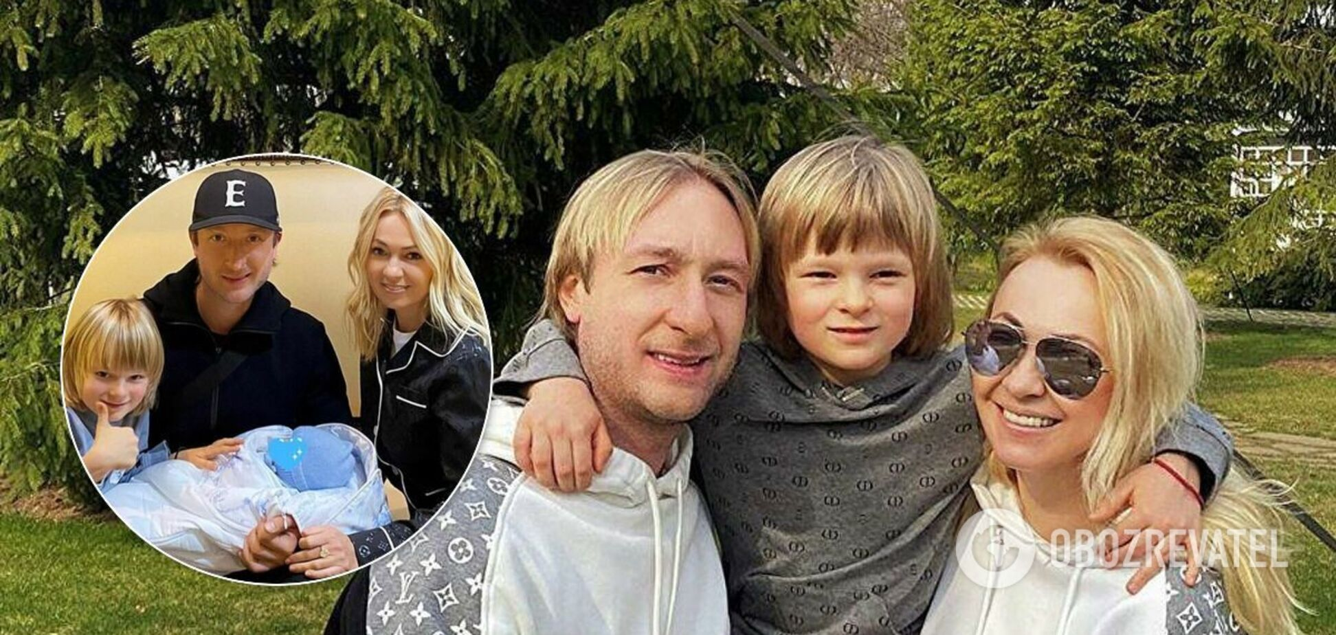 Яна Рудковская заплатила суррогатной матери несколько миллионов долларов