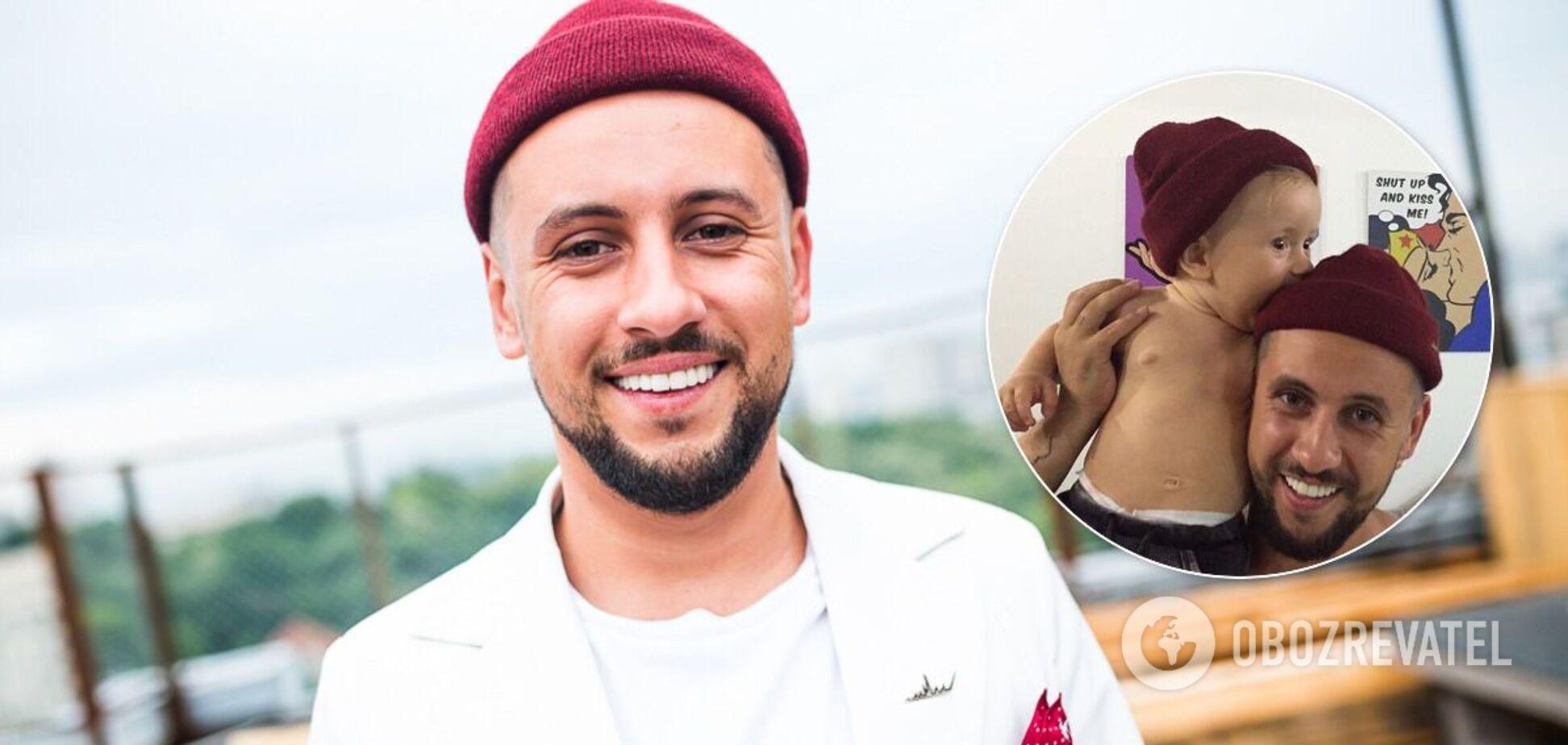 MONATIK показал редкие фото со старшым сыном