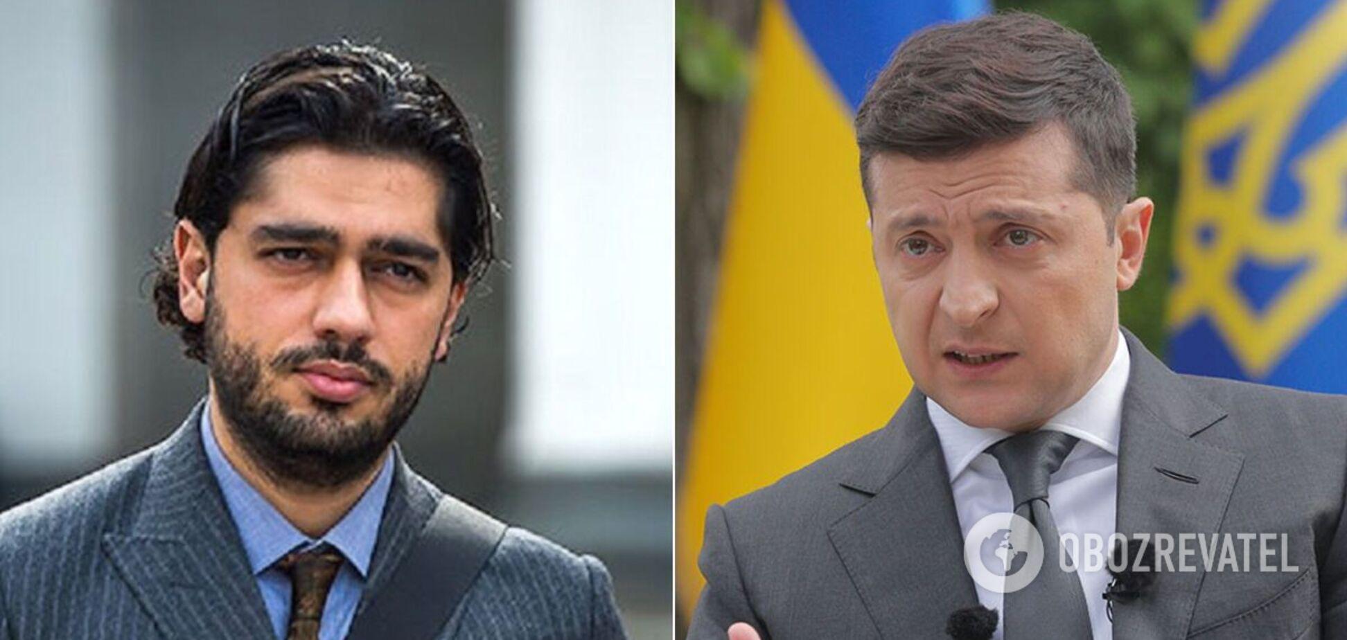 Лерос – Зеленскому: из-за Ермака и Тищенко украинцы снесут ваш режим