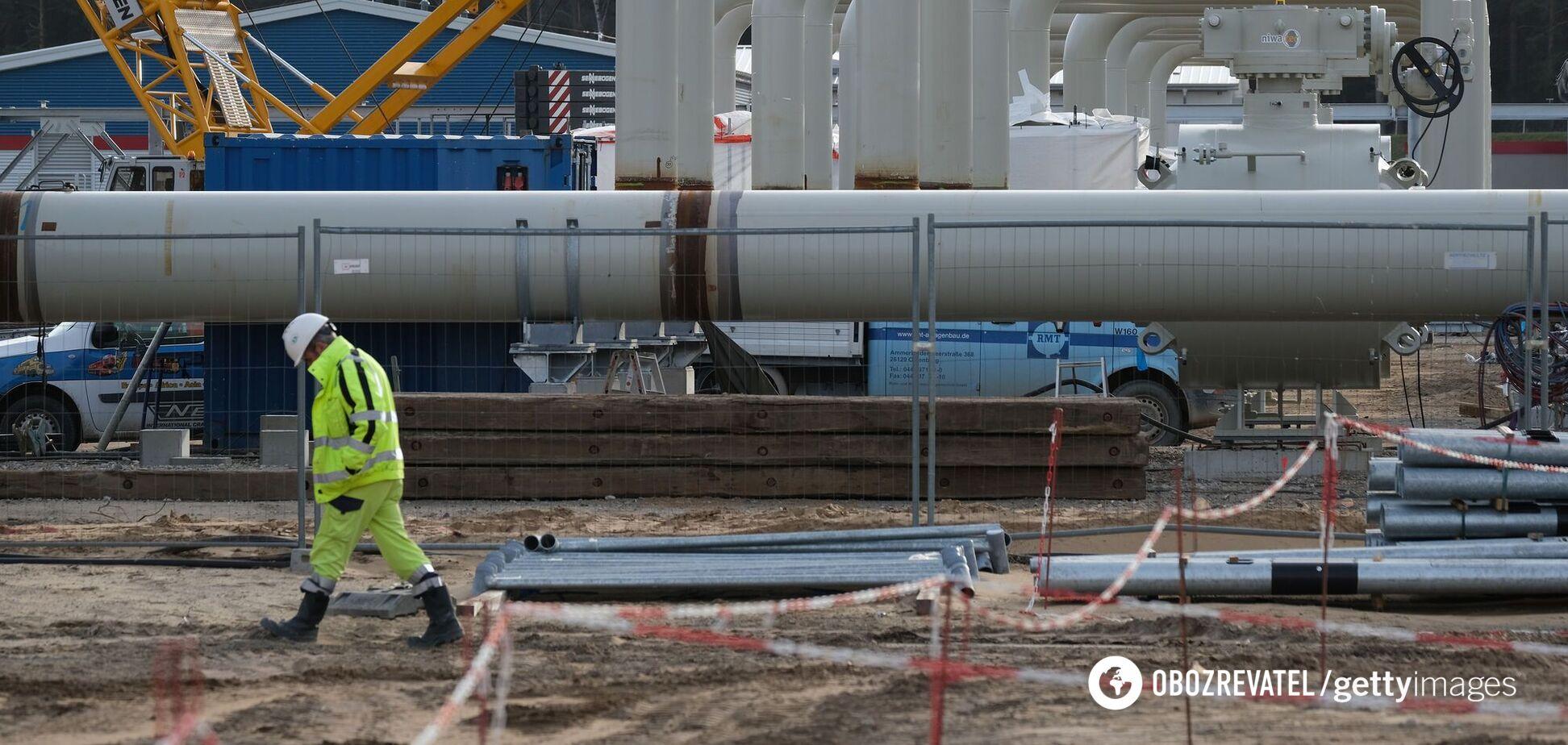 Будівництво газопроводу 'Північний потік-2' зупинилося: озвучено причину