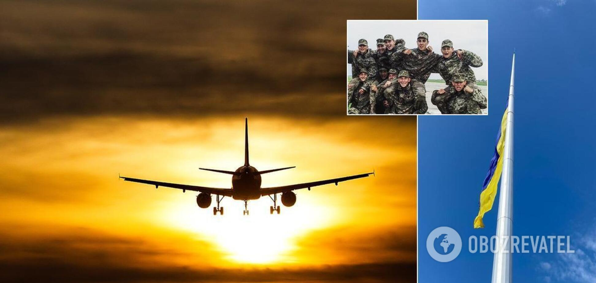Трагедия Ан-26 в Чугуеве