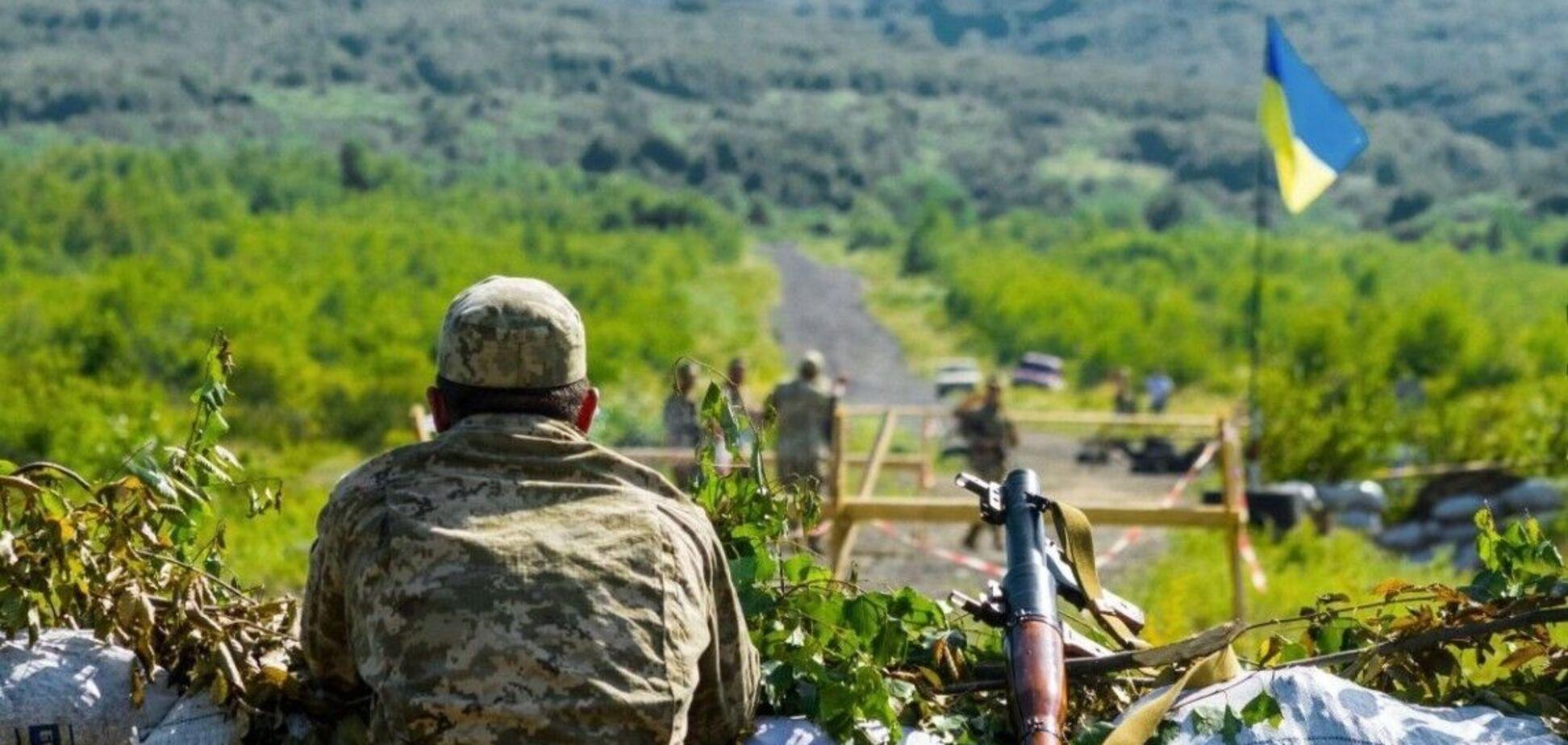 Террористы на Донбассе снова сорвали перемирие