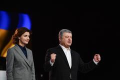 Марина Порошенко розповіла про стан лідера партії ЄС через коронавірус