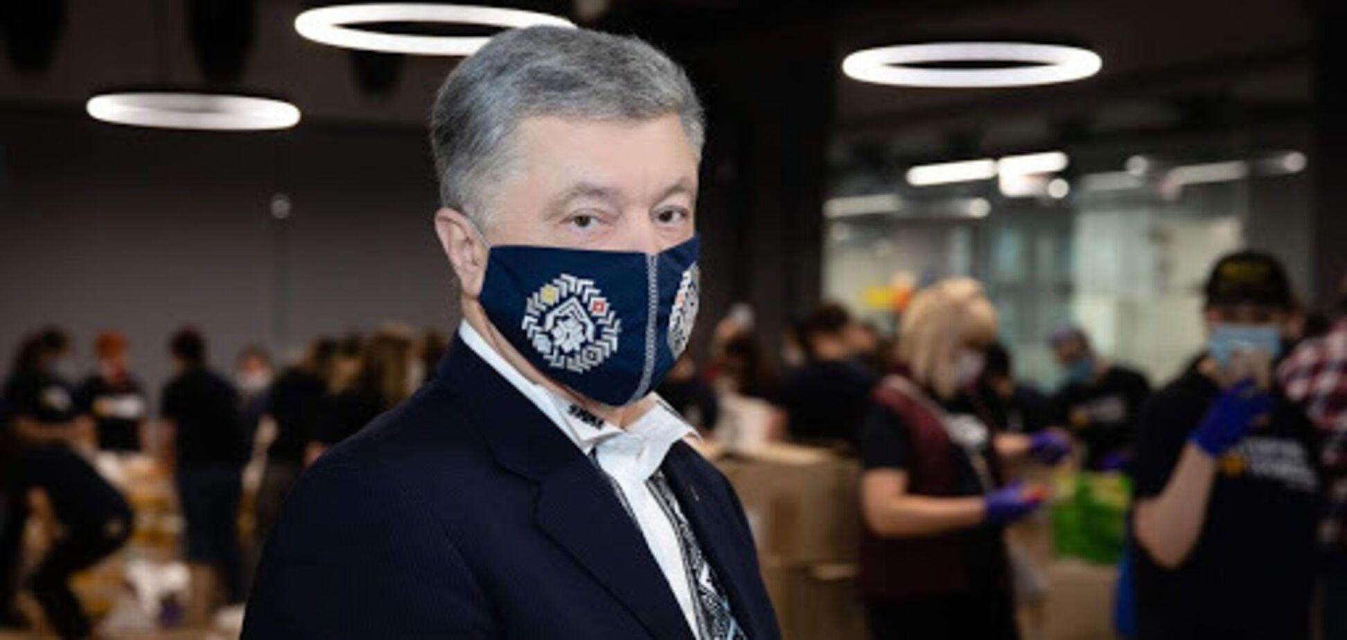 Петр Порошенко заболел коронавирусом