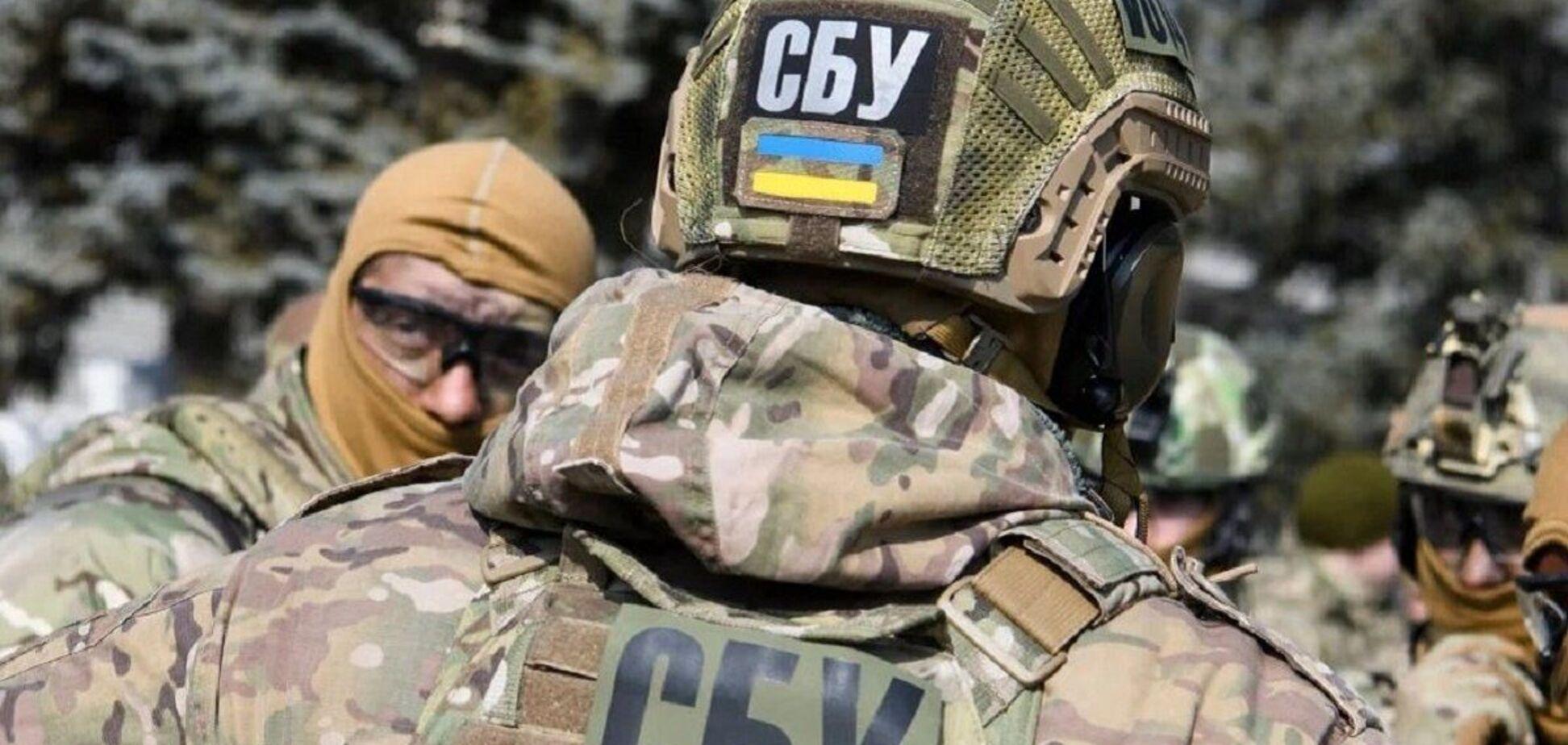 СБУ зафиксировала попытку вербовки украинца