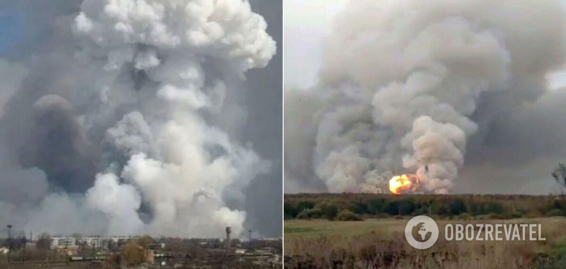Росіяни розповіли, як покидали свої домівки після вибухів