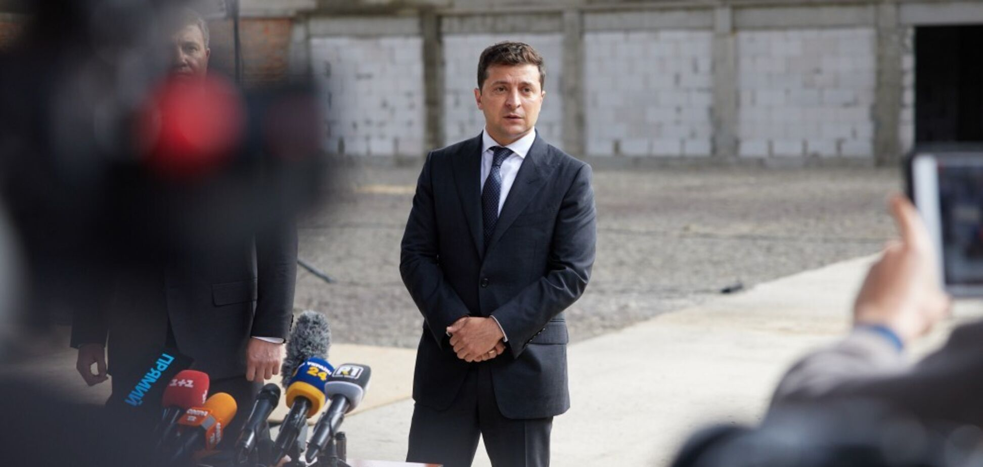 Зеленський сподівається залучити ЄС до 'Кримської платформи'