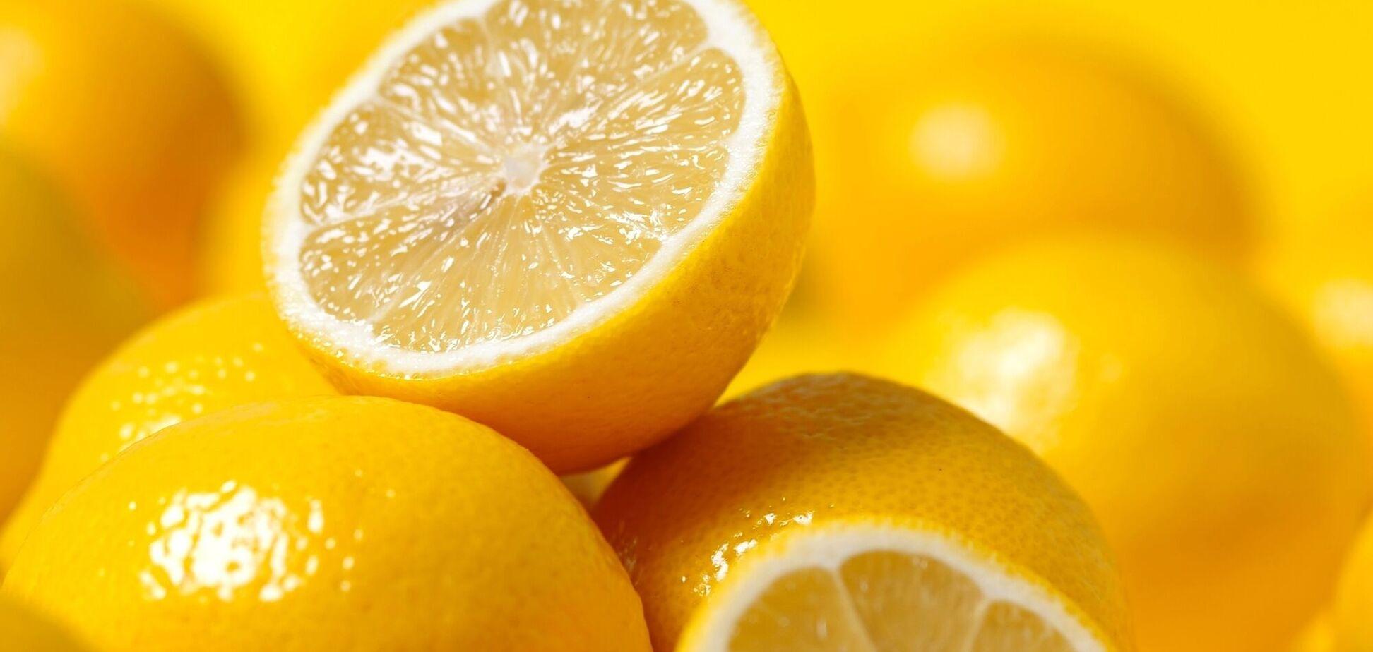 В Україні подорожчали лимони