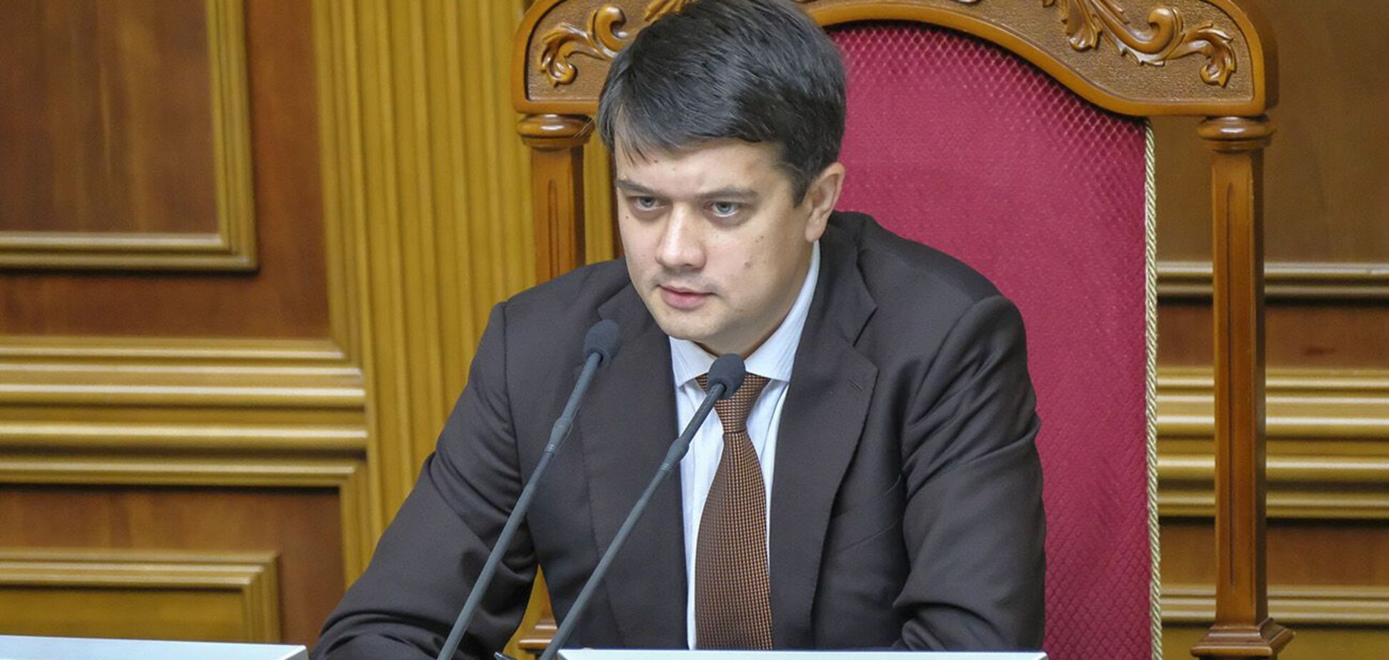 Комітет ВР підтримав законопроєкт Разумкова