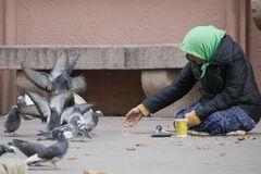 В Украине растет уровень бедности