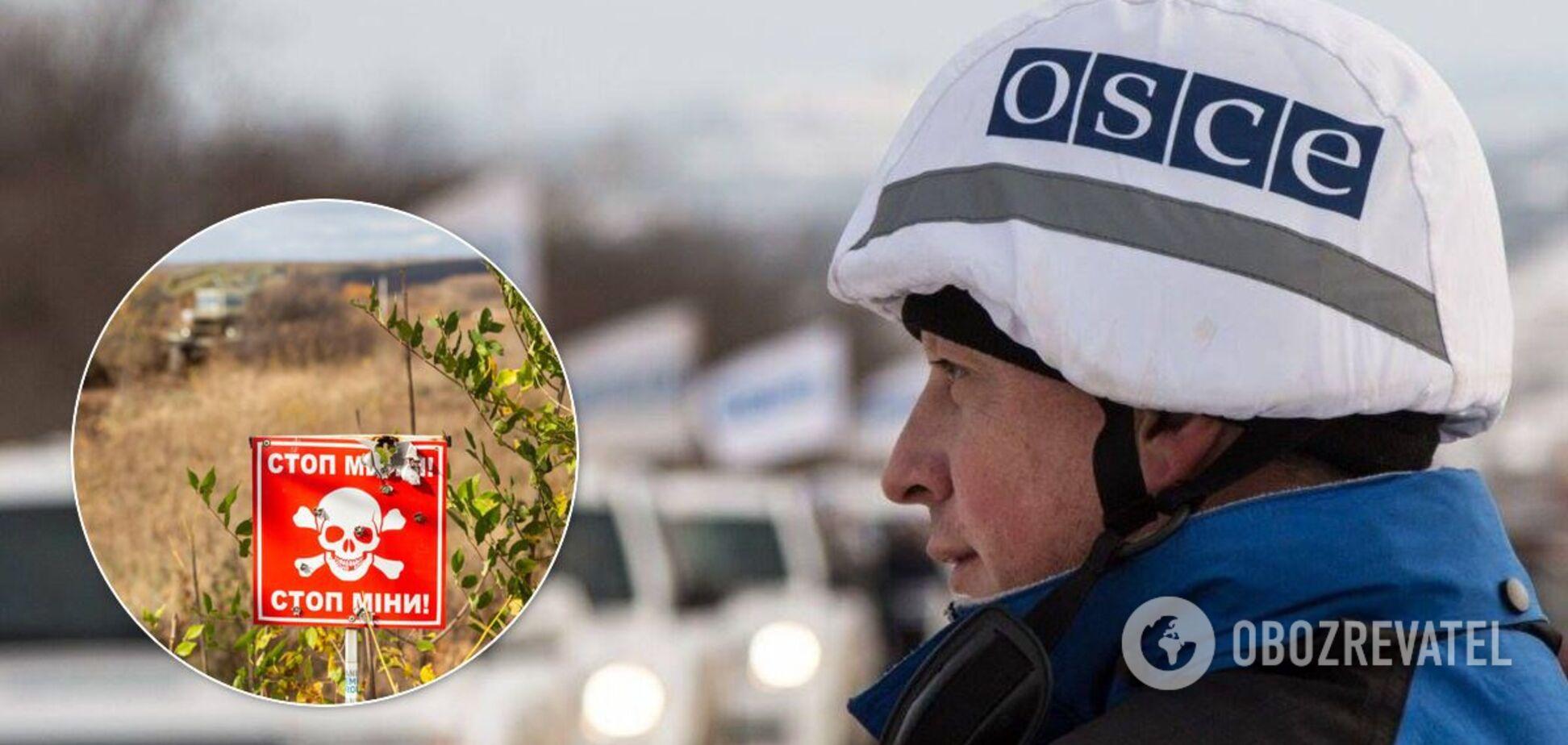 На окупованій Луганщині підірвалися жінка і дитина – ОБСЄ