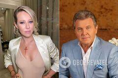 Ксения Собчак чуть не довела 78-летнего Лещенко к суициду из-за скандального высказывания