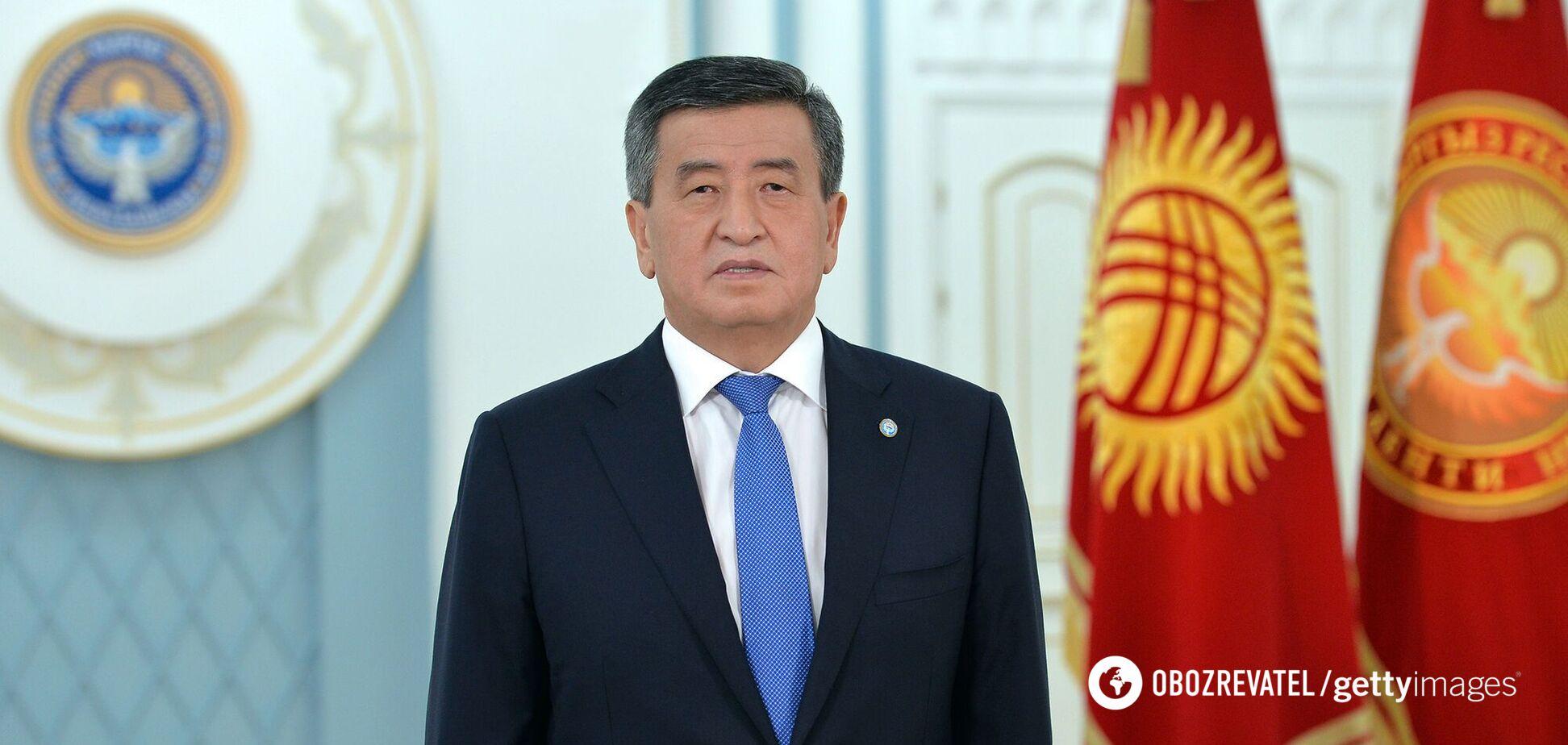 Киргизстан вирішив закрити кордони через зникнення президента: той раптово 'знайшовся'