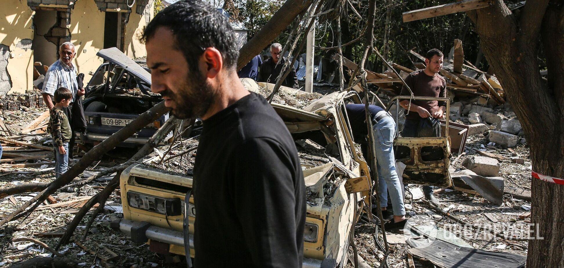 Война в Нагорном Карабахе продолжается уже несколько недель