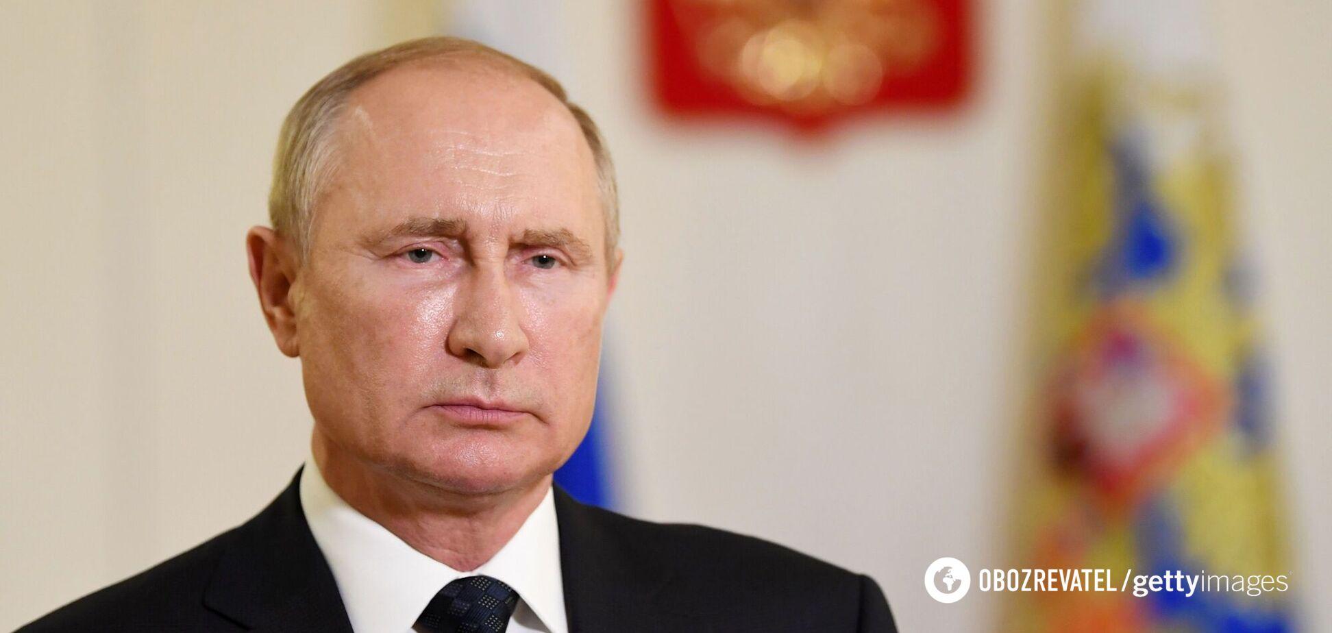 Путин выступил с обращением по поводу Карабаха