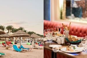 Rixos Sharm El Sheikh 5* открылся после карантина