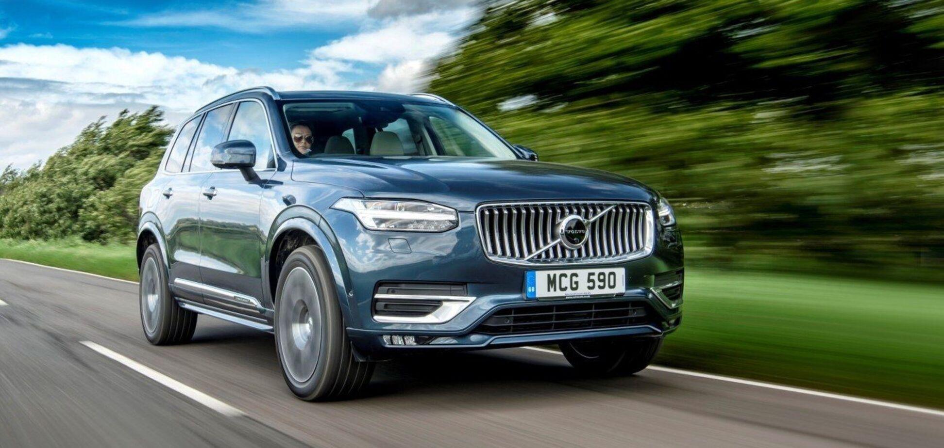 Volvo придумала, как легко превращать леворульное авто в праворульное и наоборот