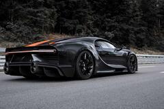 Названы 9 самых быстрых автомобилей современности